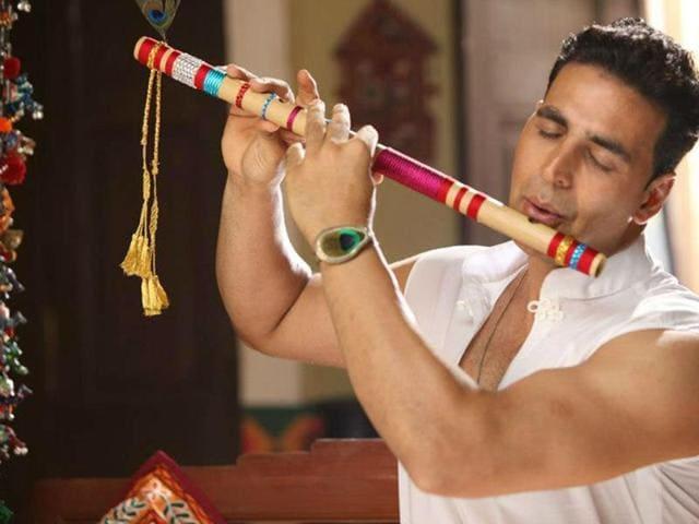 Bollywood,Lord Krishna,Akshay Kumar