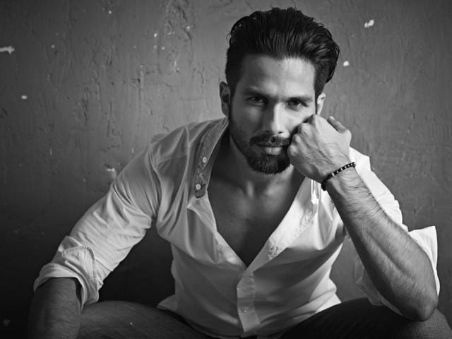 Shahid Kapoor says he would jump at anything that allows him to do something different.