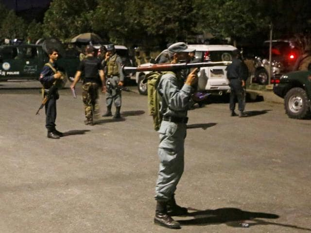 Afghanistan,American University attack,Kabul attack