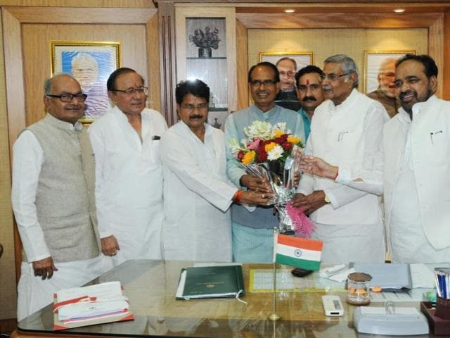 Madhya Pradesh assembly,MP ratifies GST Bill,GST Bill