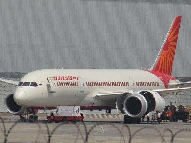 Air India flight diverted,Mumbai-Newark flight,Air India