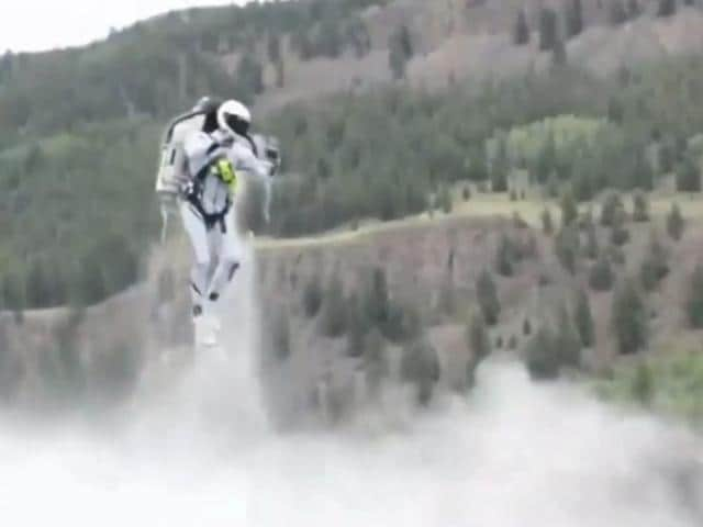 Jetpack,Jetpack take off from water,Water take off