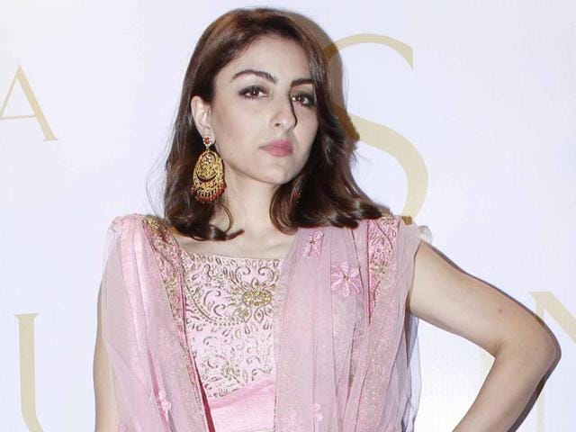 Soha Ali Khan,31st October,Punjabi