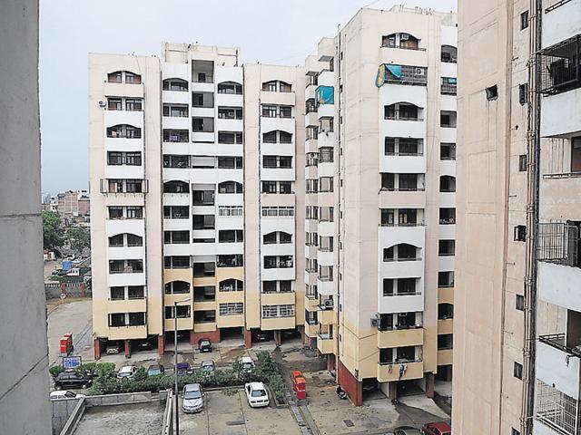 Dda scheme: buyers can now visit sample flats delhi news.