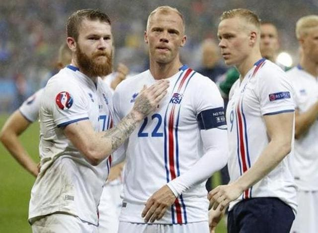 Iceland, in their first major international tournament, surpassed all expectations by reaching the quarterfinal of the Euro Championships.