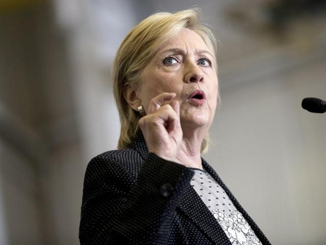 Clinton is trying to use the relatively quiet month of August, when voters are more focused on vacation than politics, to fill her campaign war chest.