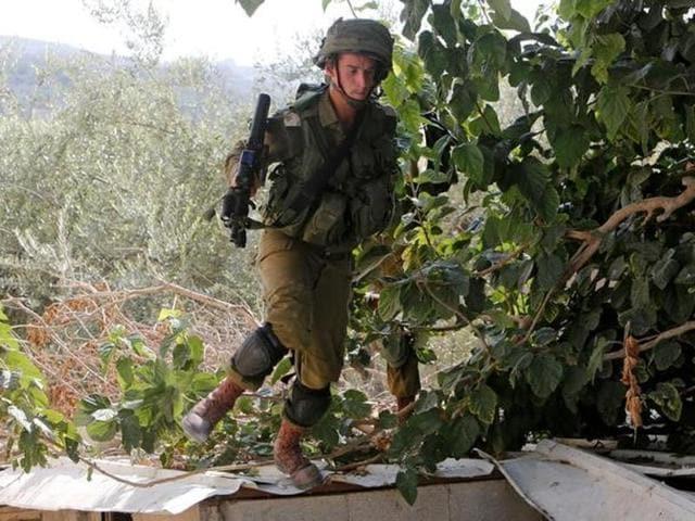 Palestinian,West Bank,Israeli army