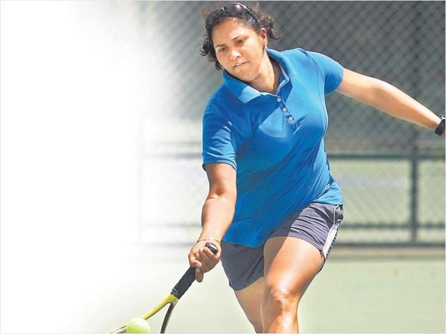 Nirupama Sanjeev became the first Indian woman to win a Grand Slam round at the 1998 Australian Open.