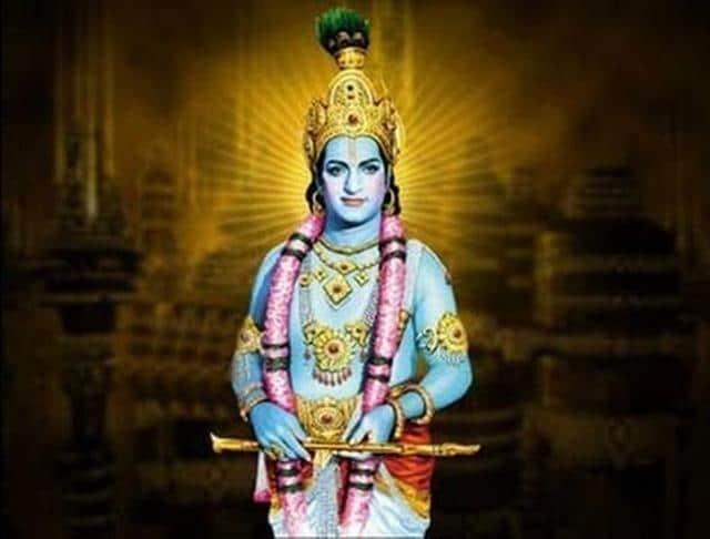 Janmashtami: A look at NT Rama Rao's portrayal of Lord