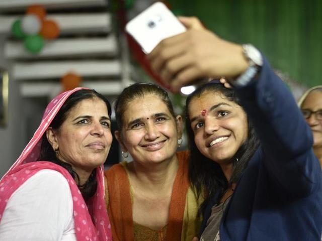Sakshi Malik,Haryana,Rohtak Sex Ratio