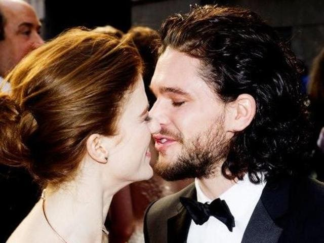 The stars only went public with their relationship in April, 2015, but have been open about their affection for one another ever since.