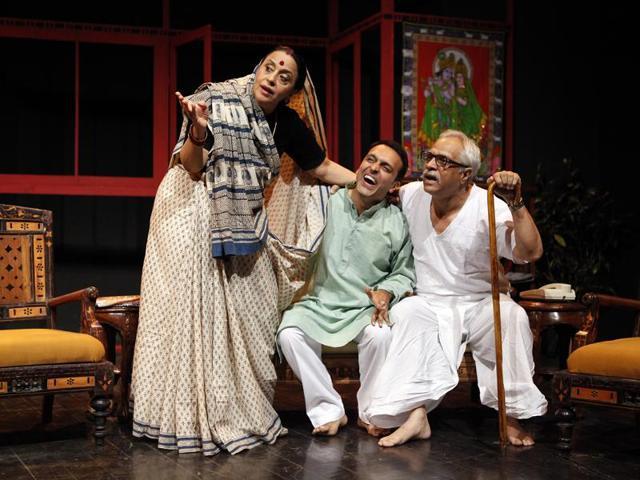 Namaste Jaishree Krishna: A thought-provoking family comedy
