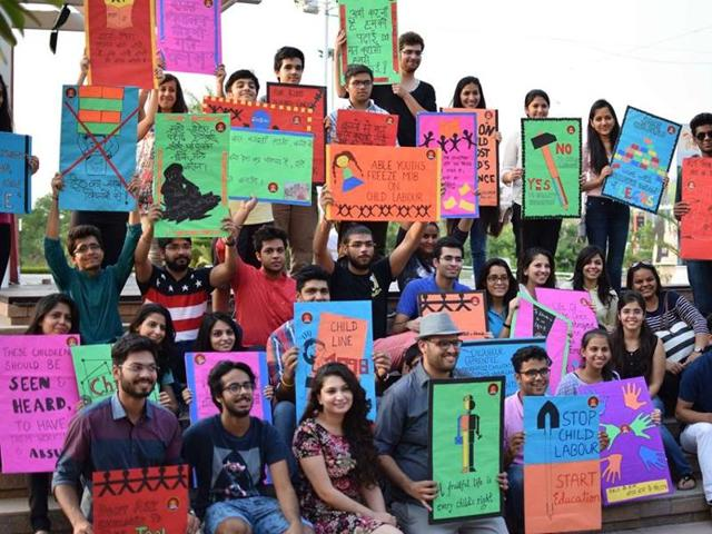 The annual cultural fest of IIT Delhi, Rendezvous picks up a social theme every year.