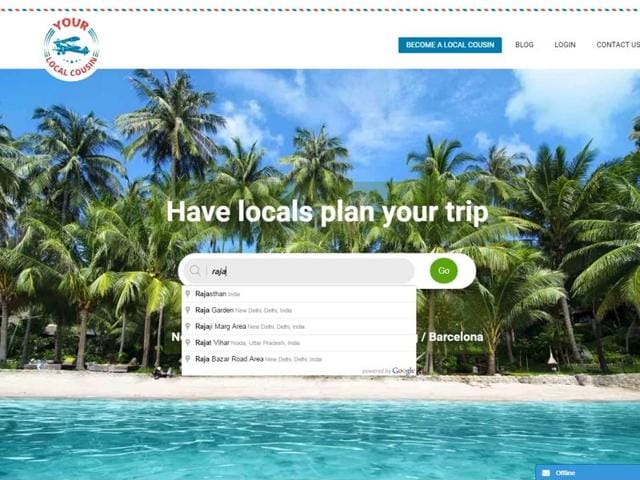Unlike travel websites that are filled with numerous, confusing reviews, experts at Your Local Cousin curate recommendations based on what the individual traveller is interested in.