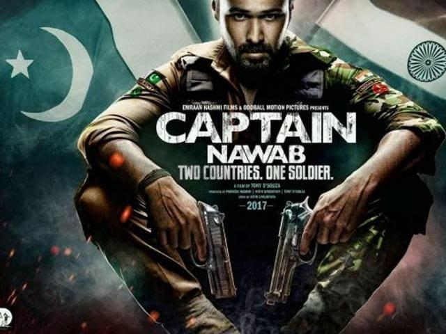 Tony D'Souza is the director of Captain Nawab. (Twitter)