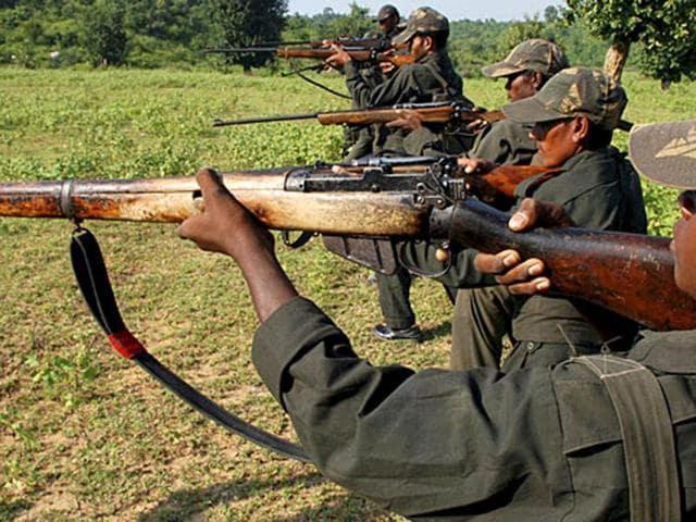 Maoists,Hindutva forces,CPI