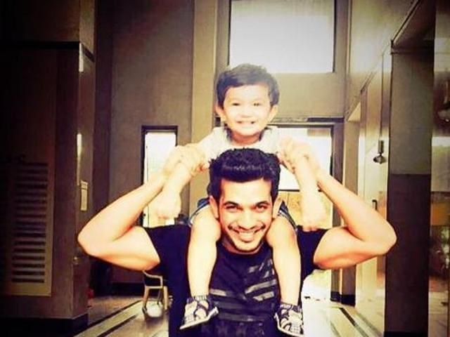 Arjun Bijlani to perform with his adorable toddler son on Jhalak