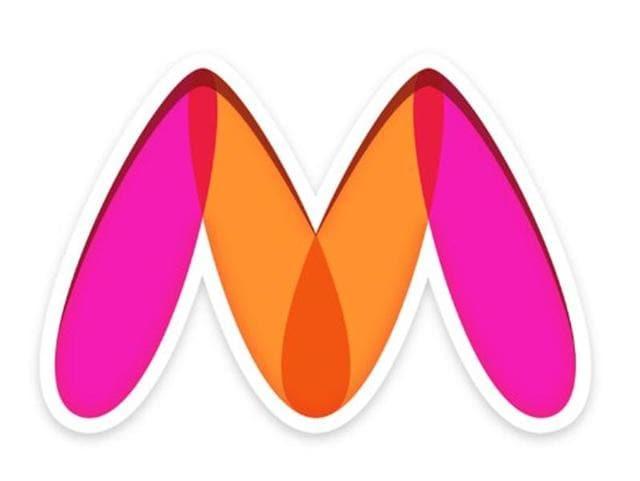 File photo of Myntra logo.