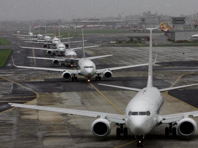 Domestic airport