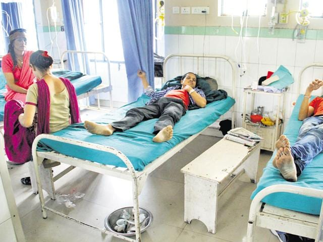Community health centres, which are meant to provide specialised treatment to patients, have seen a remarkable drop in the number of specialists such as gynaecologists and obstetricians. Back-of-the-envelope calculations suggest the drop has been almost 30% for the country as a whole