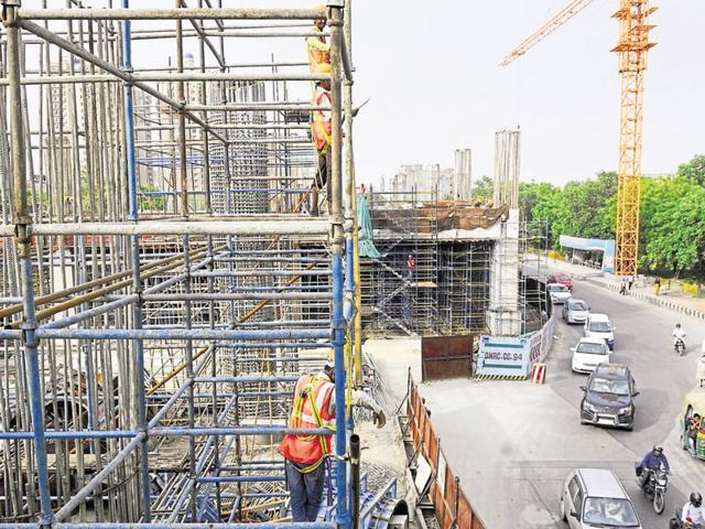 The 30km Noida-Greater Noida metro link is expected to open by the beginning of 2018.