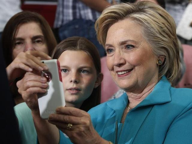 Hillary Clinton,US presidential elections,US voters