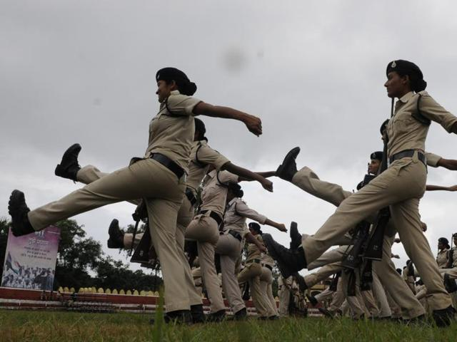 Bhopal,Women's Equality Day,women police officers