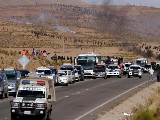 Bolivia,Bolivia minister killed,Bolivia govt