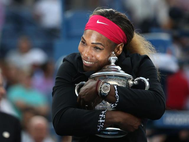 With a seventh US Open triumph, Serena can break Graf's record, and continue her march toward Australian Margaret Court's all-time mark of 24 Grand Slam titles.