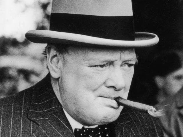 Winston Churchill (1874 - 1965) was a master of the put down