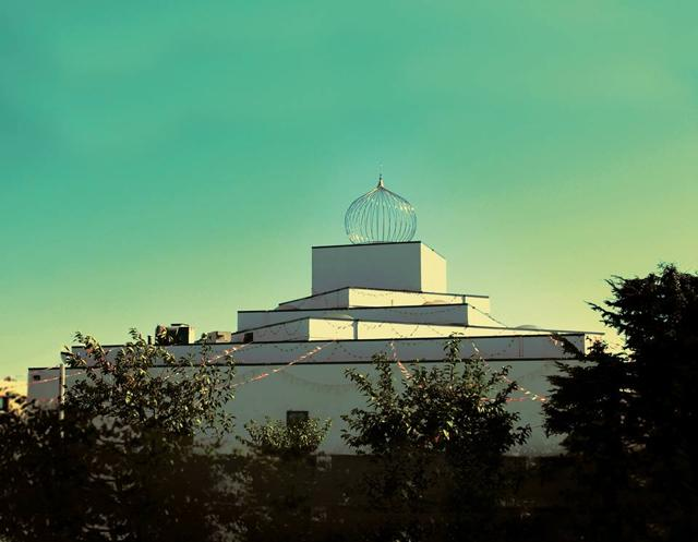 The Gurdwara Sahib in Vancouver is North America's most historic gurdwara.