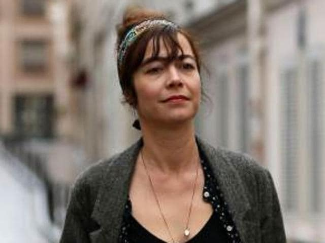 """""""I think about inequality in my films through a tone that combines comedy and drama, because I'm convinced that humour can be a good way to educate people on tough subjects,"""" says filmmaker Eléonore Pourriat."""