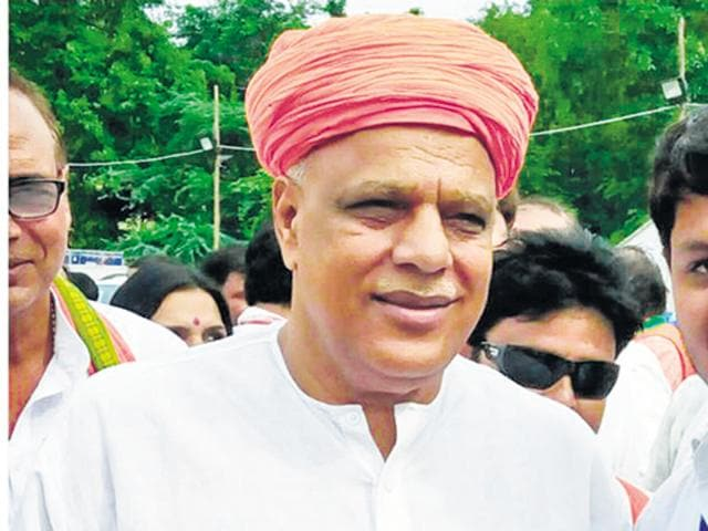 """Virendra Singh, a well-known agriculturist, said he has """"no great ambition to see the US"""" and it was the US embassy which wanted him to travel to the country to hold discussions on """"Indian farmer and traditional farming knowledge""""."""