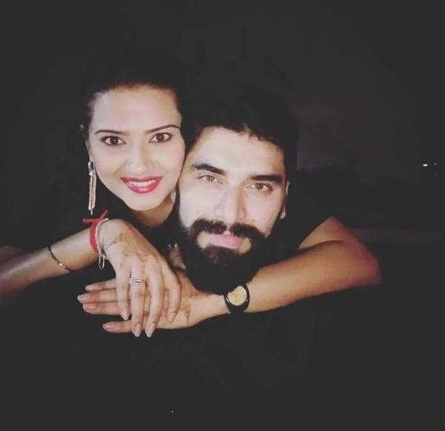 Actors Nikitin Dheer and Kratika Sengar, who will celebrate their second wedding anniversary on September 3, have taken time off from work for a vacation in Europe.
