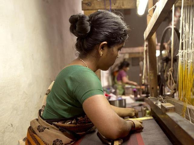 Handloom certification,India handloom industry,Weavers