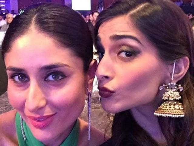Kareena will be seen with Sonam Kapoor in the film.