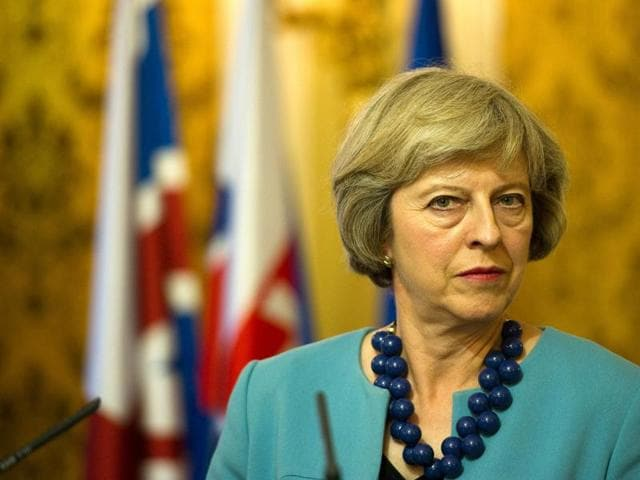Theresa May,Brexit,European Union