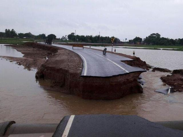 The state recorded 40% of excess rainfall this season, the highest in the country.