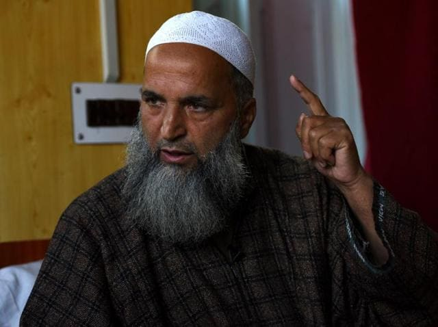Muzaffar Wani, the father of Hizbul militant Burhan Wani, said he also asked Sri Sri to use his influence in finding a solution to Kashmir problem.