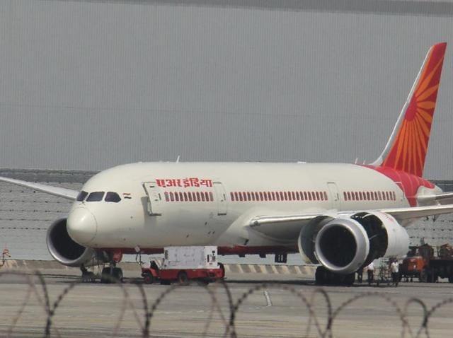 Air India,New Delhi to San Francisco flight,San Francisco