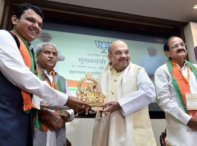 Maharashtra,Internal security,BJP