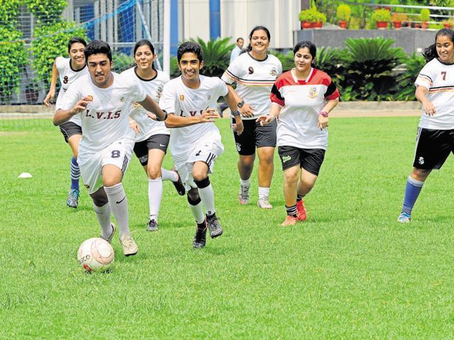 Football,Noida,GIFA