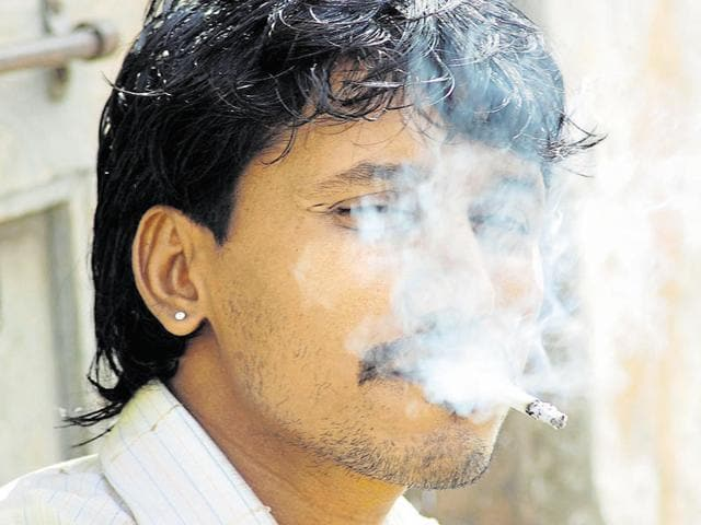No smokers seem to care about the law due to the police laxity in taking action against them.
