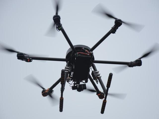 Drones will operate over sensitive forest zones as well as Gola river's downstream areas.