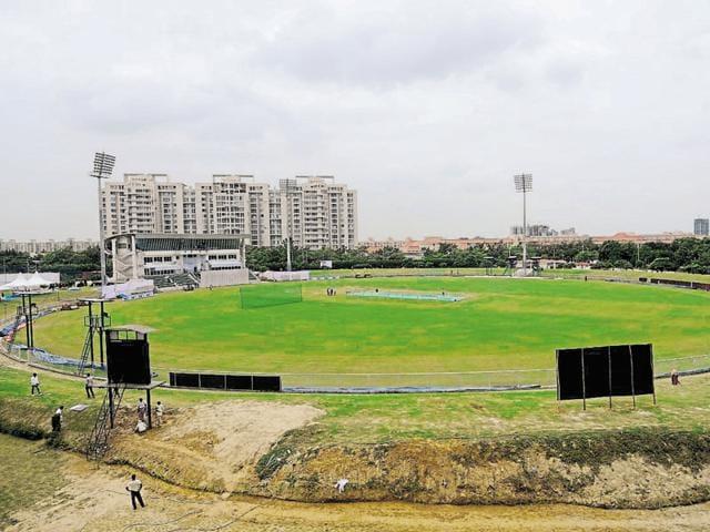 Greater Noida stadium