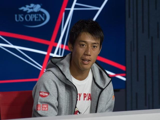 Nishikori will look to recreate the form that took him to the final in New York two years ago.