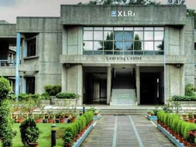 XLRI - Xavier School of Management has earned accreditation for its flagship management and doctoral programs from AACSB International.(Courtesy/XLRI)