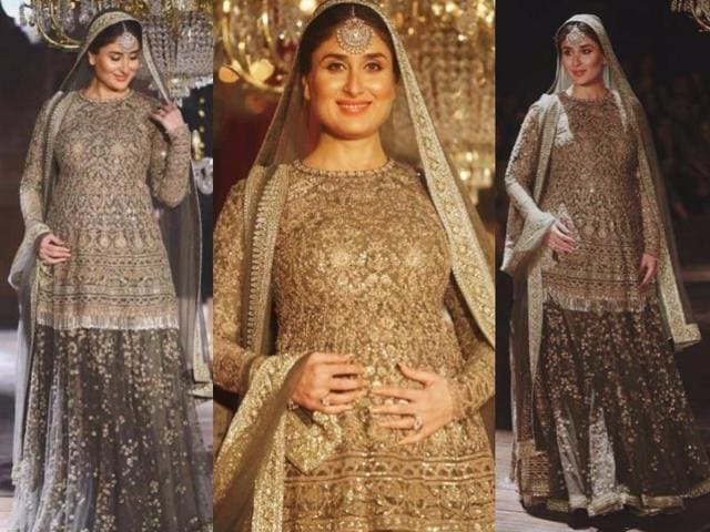 It's hard to say goodbye to Lakme Fashion Week, but luckily we still have Sunday's finale to fawn over, where Kareena Kapoor Khan and her baby bump reigned supreme.