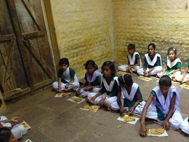 Free lunches have since 2001 been offered to some 120 million schoolchildren throughout India, in the world's largest school meal programme.