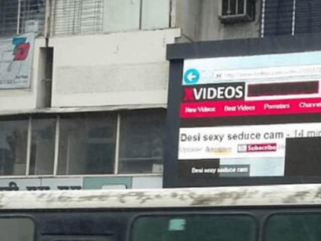 Porn clip